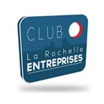 Club la Rochelle entreprises logo
