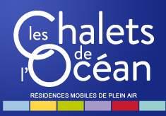Les Chalets de l'océan logo
